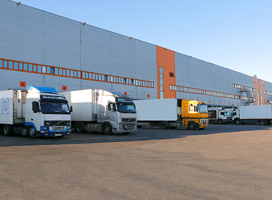 Project preparation of multifunctional logistics complex